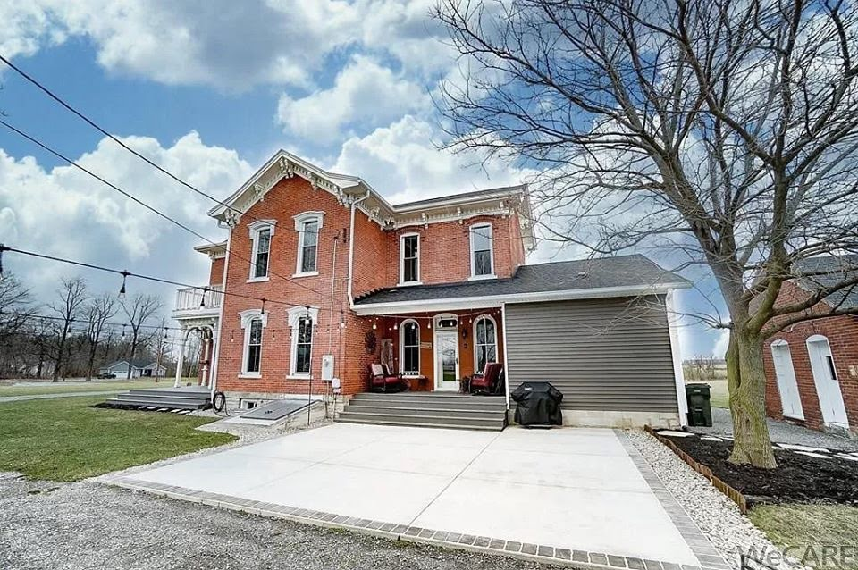 1875 Italianate For Sale In Lima Ohio