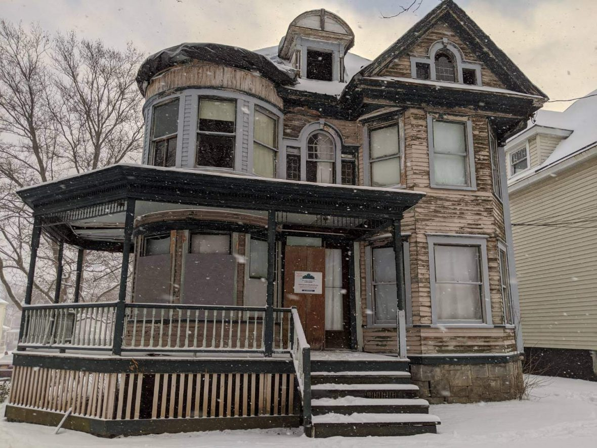 1890 Fixer Upper For Sale In Syracuse New York