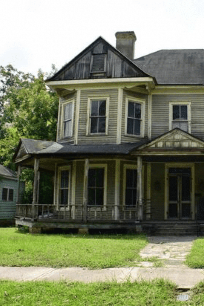 1884 Fixer Upper For Sale In Newberry South Carolina