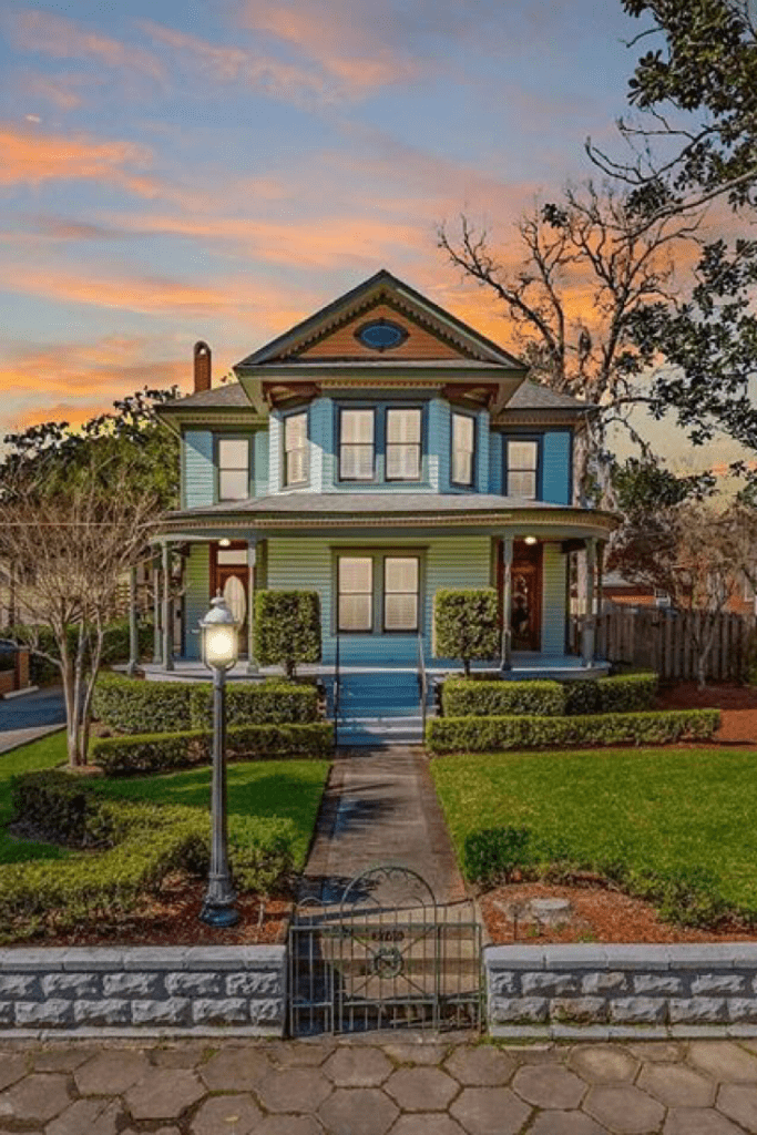 1909 Historic Home For Sale In Jacksonville Florida