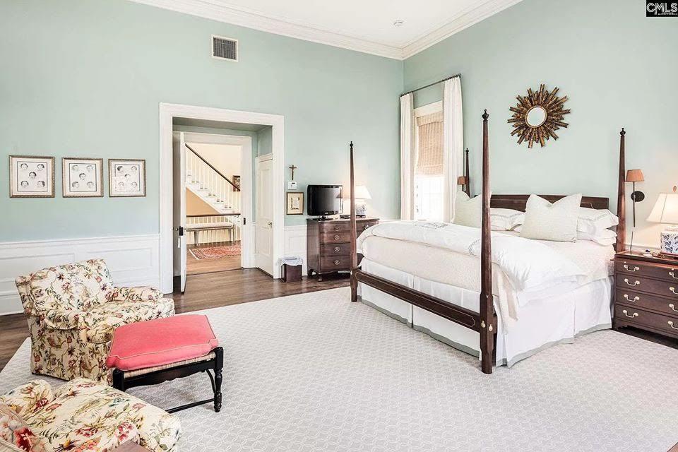 1840 Antebellum For Sale In Camden South Carolina