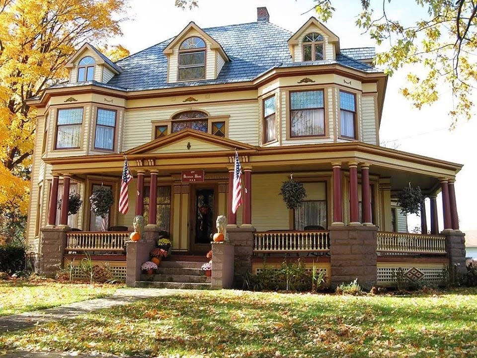 1897 Victorian For Sale In Dundee New York