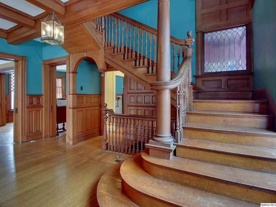 1895 Victorian For Sale In Quincy Illinois