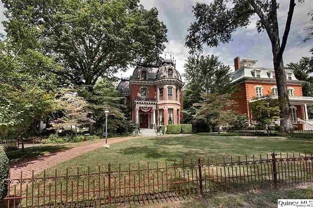 1880 Second Empire For Sale In Quincy Illinois