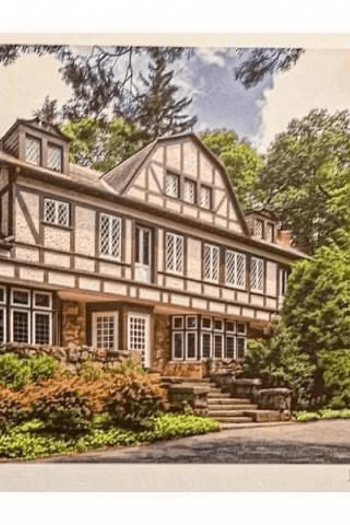 1920 Tudor For Sale In Tuxedo Park New York