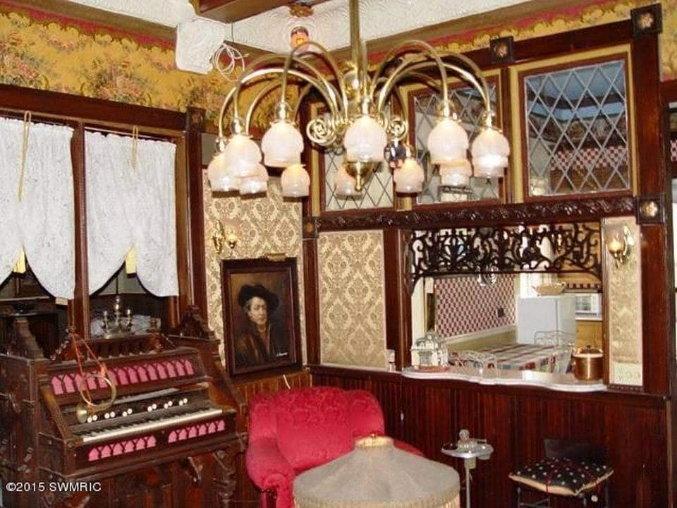 1864 Italianate For Sale In Hudson Michigan