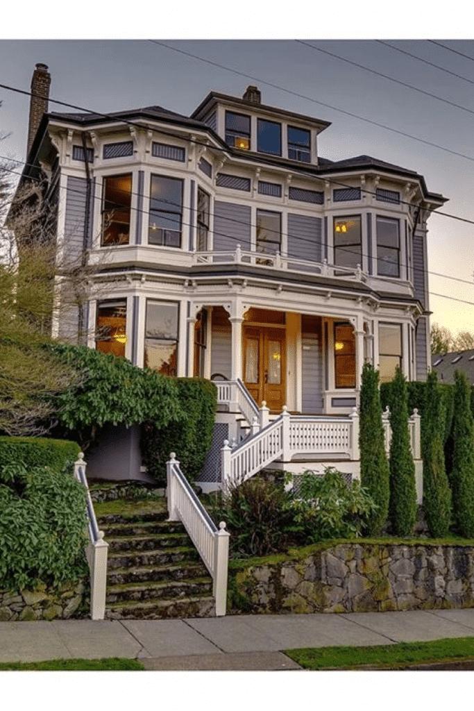 1888 Mansion For Sale In Portland Oregon