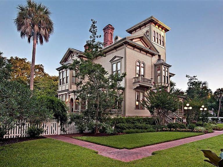 1885 Italianate For Sale In Fernandina Beach Florida