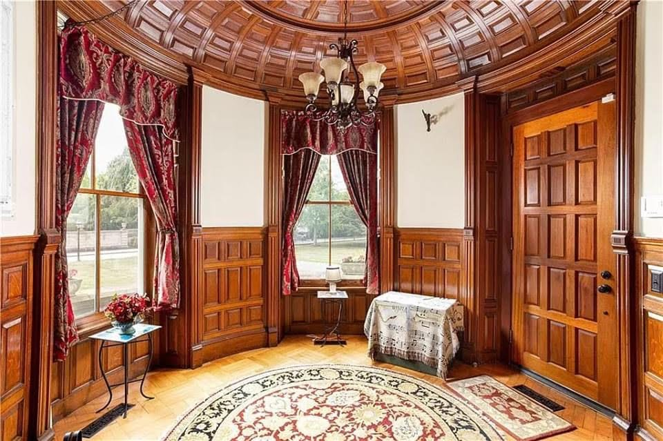 1884 Stone House For Sale In Newport Rhode Island