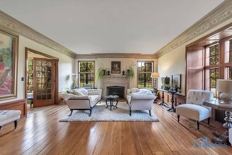1928 Tudor Revival For Sale In Toledo Ohio