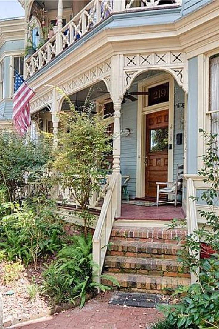 1900 Victorian For Sale In Savannah Georgia