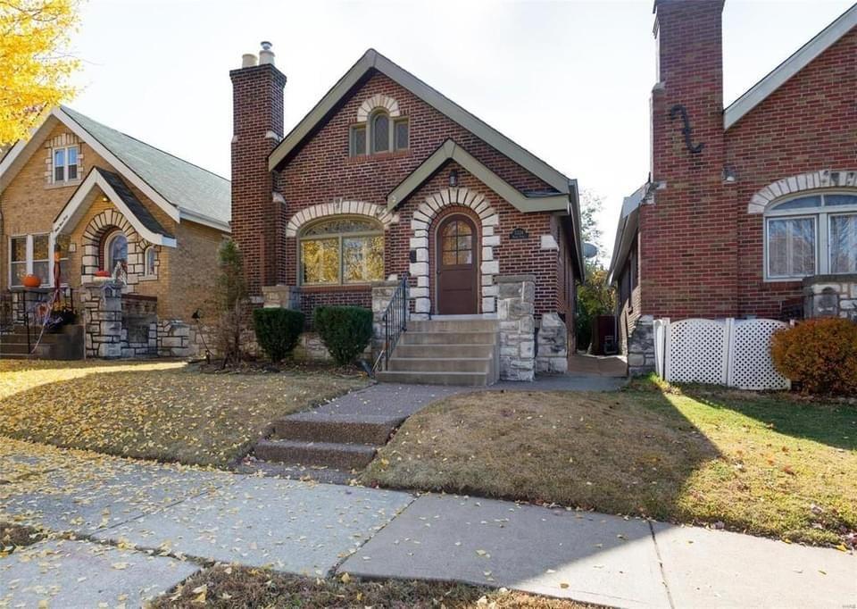 1937 Historic House For Sale In Saint Louis Missouri
