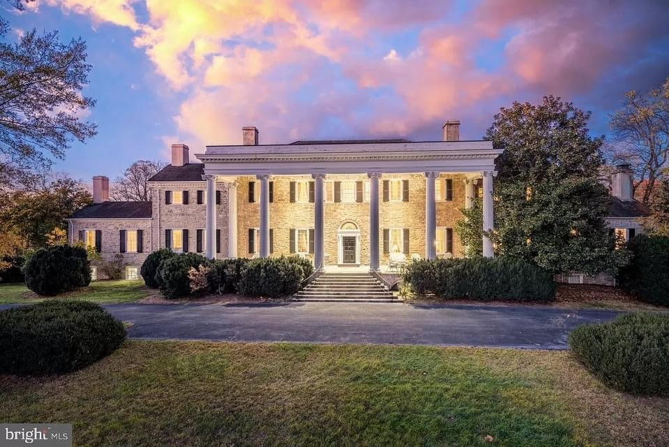1797 Carter Hall For Sale In Millwood Virginia