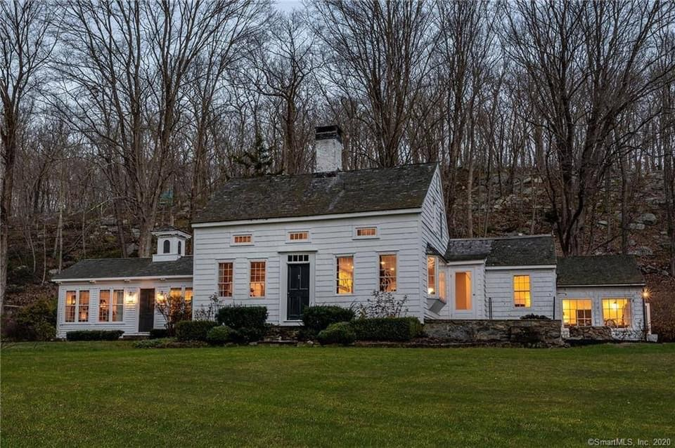 1767 Saltbox For Sale In Newtown Connecticut