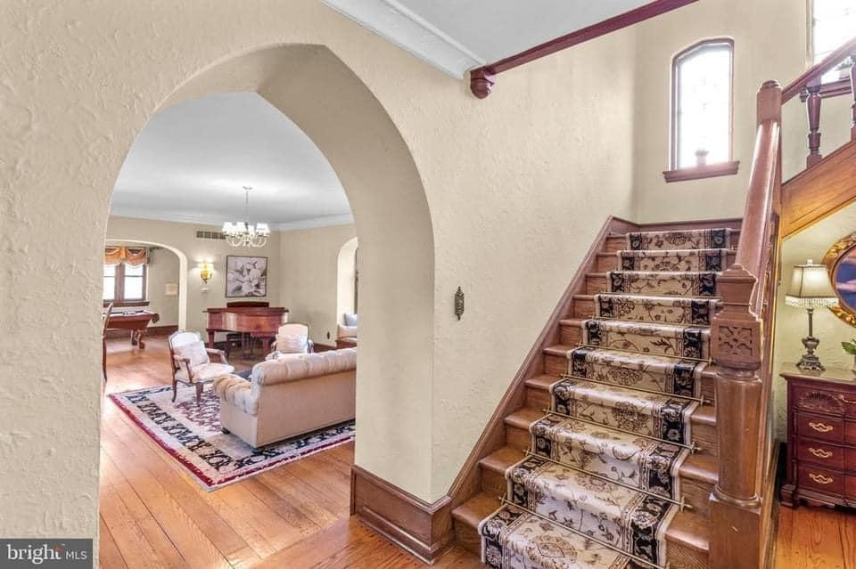 1929 Tudor Revival For Sale In Yardley Pennsylvania