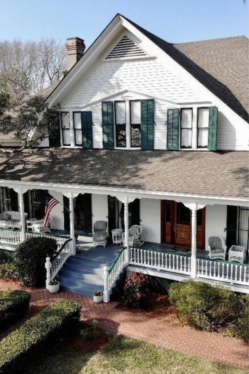 1896 Victorian For Sale In Gautier Mississippi