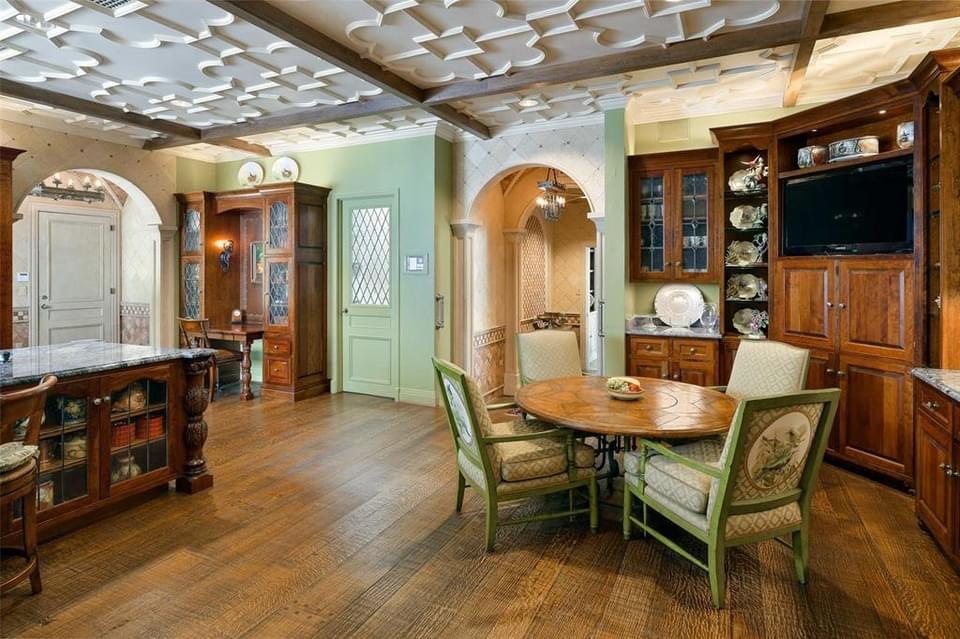 1936 Spanish Colonial For Sale In Dallas Texas