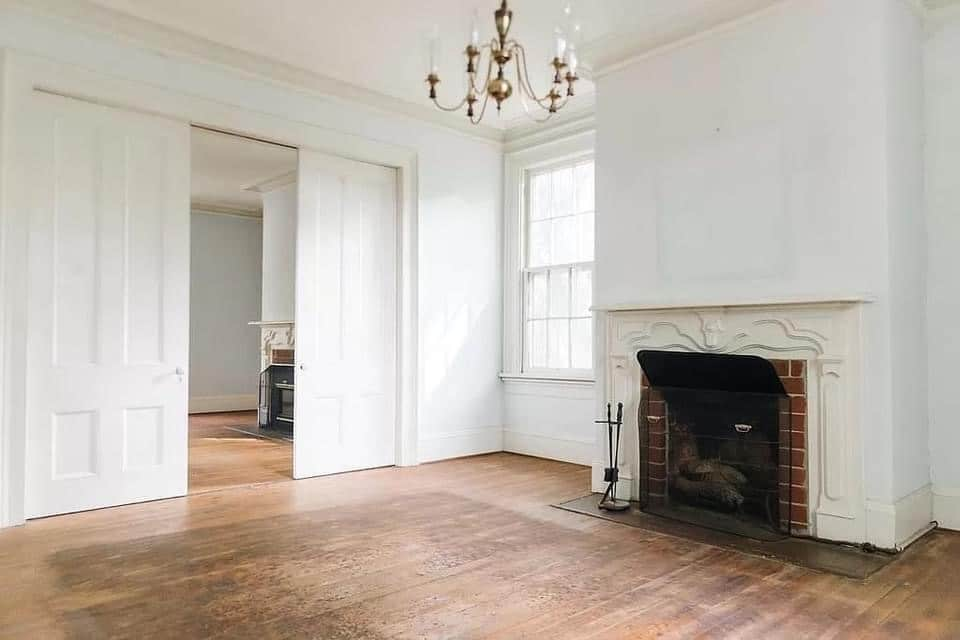 1875 Italianate For Sale In Chatham Virginia