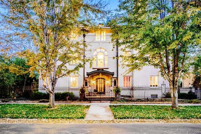 1904 Mansion For Sale In Denver Colorado — Captivating Houses